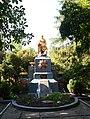 Rivne (Novoukrayinla Raion) Monument to WW2 Warriors (YDS 2705).jpg