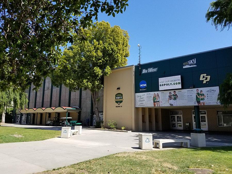 Robert A. Mott Athletics Center