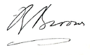 Robert Broom (signature).png