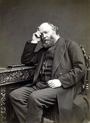 Robert Gascoyne-Cecil, 3rd Marquess of Salisbury - Lord Salisbury.