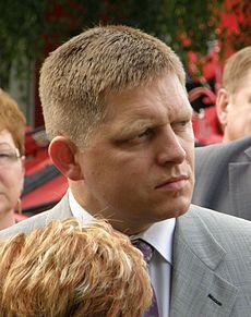 Robert fico v roku 2008