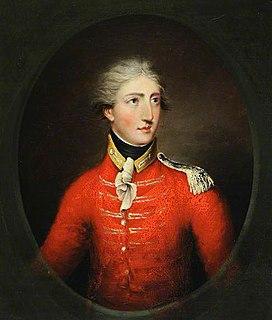 British politician, died 1824