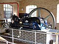 Robey heavy oil engine Amberly Chalk pits working museum.jpg