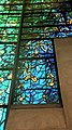 """Robinson College Chapel choir Piper stained glass window, """"Light of the World"""" (4766903217).jpg"""