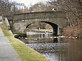 Rochdale Canal, Well i'th' Lane Bridge - geograph.org.uk - 1754852.jpg