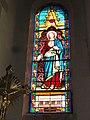 Roche d'Agoux (Puy-de-Dôme) église vitrail 02.JPG