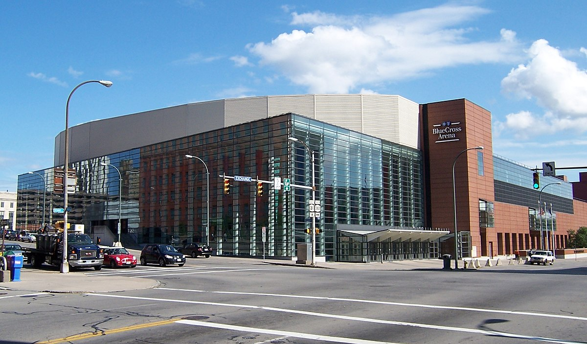 Blue Cross Arena Wikipedia
