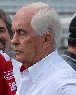Roger Penske racecar driver