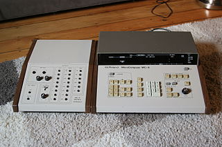 Roland MC-8 Microcomposer
