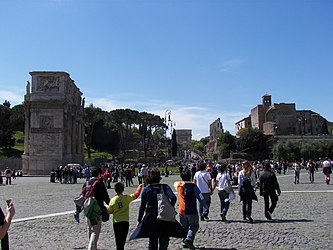 Roman Forum from the Colosseum.jpg