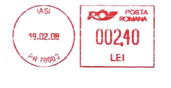 Romania stamp type FA11.jpg