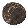 Romerskt kopparmynt, 333-335 - Skoklosters slott - 100180.tif