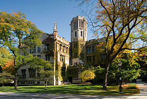 Julius Rosenwald - Julius Rosenwald Hall at the University of Chicago