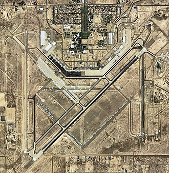 Walker Air Force Base - 2006 United States Geological Survey Aerial Photo