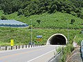 Route13 Kaminoyama By-Pass Iwabeyama Tunnel 1.jpg