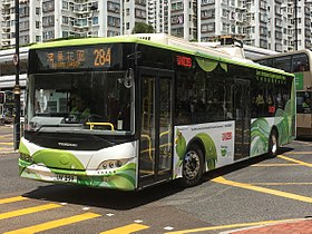 Route 284 UV 259 electric bus 2018.jpg