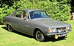 Rover 2000 with extra lights first registered May 1966 1978cc.jpg