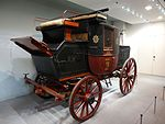 Royal Mail coach in the Science Museum (London) 03.jpg