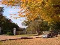 Royal ballet school in autumn - panoramio.jpg