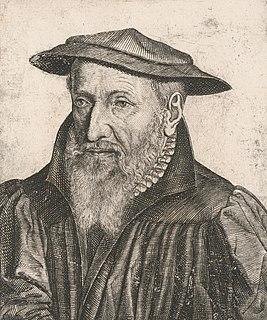 Swiss theologian (1519-1586)