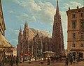 Rudolf von Alt - Der Stephansdom in Wien - 2081 - Österreichische Galerie Belvedere.jpg