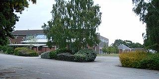 Rugby High School for Girls Grammar school in Rugby, Warwickshire, England