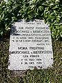 Ruhestätte Prof. Dr. Fritz Frhr. Marschall von Bieberstein 11.4.1883-17.10.1939- Hauptfriedhof Freiburg Breisgau.jpg
