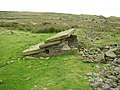 Ruined Hut, Wardle - geograph.org.uk - 40039.jpg