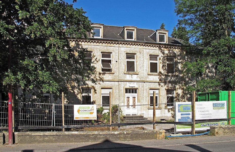 Building in Rumelange, 58 rue des Martyrs
