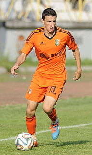 Rumen Rumenov Bulgarian footballer