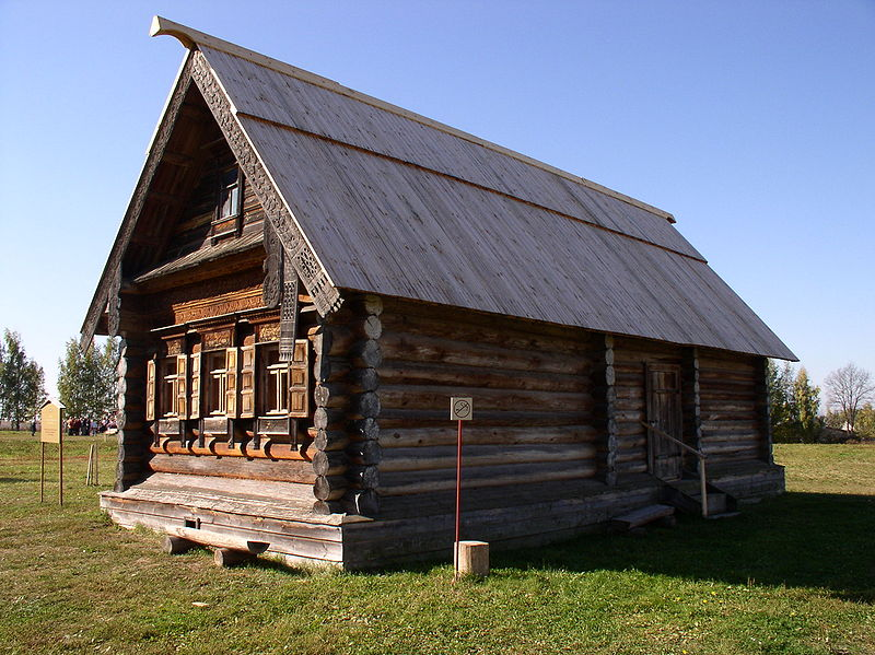 Suzdal Russia  city pictures gallery : Russia Suzdal MWAPL House of Poor Peasant 1 Wikipedia, the ...