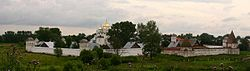 Russia Suzdal Convent of the Intercession.jpg