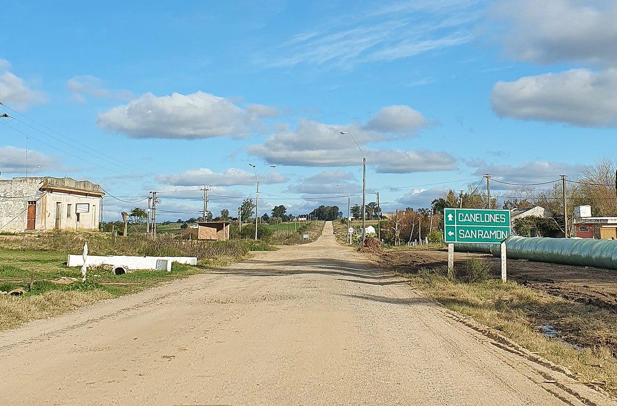 Ruta 44 (Uruguay) - Wikipedia, la enciclopedia libre