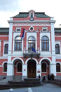 Ružomberok Town in Slovakia