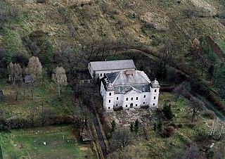 Sáta Village in Northern Hungary, Hungary