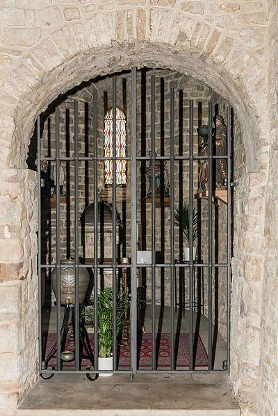 D'Dafkapell an der Kierch zu Sëll.