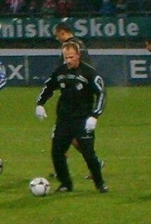 Søren Berg Danish football player