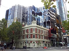 RMIT Building 80 (Swanston Academic Building)