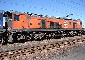 South African Class 7E3, Series 1 - Image: SAR Class 7E3 Series 1 E7229