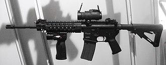 SIG Sauer SIG516 - The SIG 516 Tactical Patrol 14.5″