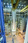 SLS Liquid hydrogen tank moving into CELL E.jpg