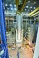 SLS Liquid hydrogen tank moving into CELL E.jpg