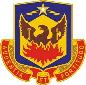 54th Engineer Battalion (United States) - Image: STB173Airborne Brigade DUI