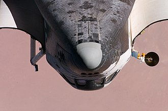 STS-115 Nose and Heat Shield.jpg