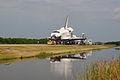 STS-135 Atlantis towback 2 (5963051377).jpg