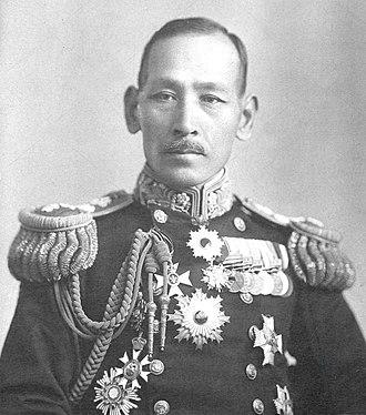 Saburō Hyakutake - Admiral Saburō Hyakutake