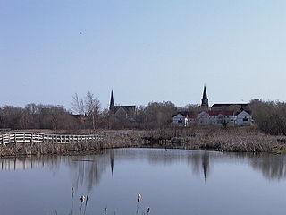 Sackville, New Brunswick Town in New Brunswick, Canada