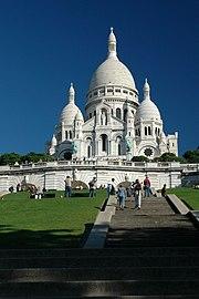 Chrám Sacre Coeur