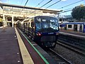 Sagami Railway 20000 series in Izumino Station.jpg