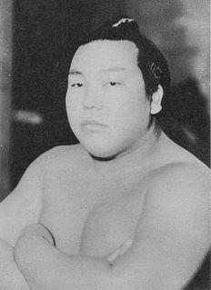 Saganohana Katsumi Sumo wrestler
